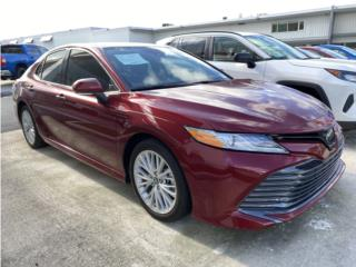 Camry XLE 4cls, Toyota Puerto Rico