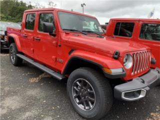Jeep Gladiator 2020, Jeep Puerto Rico