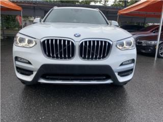 BMW X3 2019 importada  puerto rico