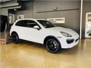 Porsche - Cayenne Puerto Rico