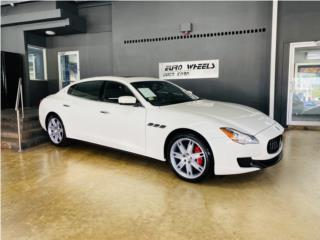 Maserati - Quattroporte Puerto Rico