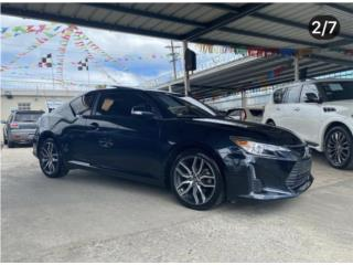 SCION TC  RELEASE , Scion Puerto Rico