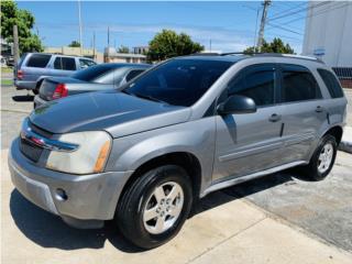Chevrolet Equinox 2005, Chevrolet Puerto Rico