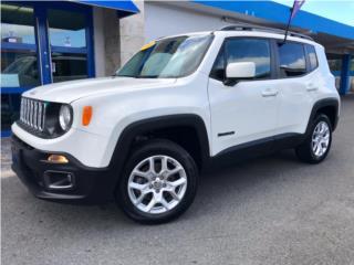 Jeep Renegade 2017 4X4 , Jeep Puerto Rico
