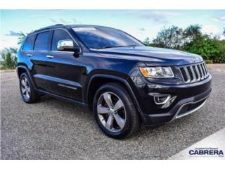 2016 Jeep Grand Cherokee Limited, Jeep Puerto Rico