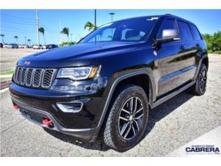 2018 Jeep Grand Cherokee Trailhawk, Jeep Puerto Rico