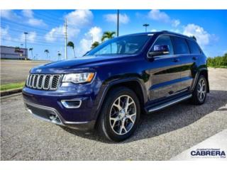 2018 Jeep Grand Cherokee Sterling Edition, Jeep Puerto Rico