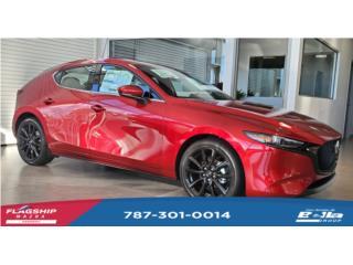 Mazda 3HB Premium Package STD 2020, Mazda Puerto Rico