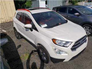 Ford ECOSPORT SE 2018, Ford Puerto Rico