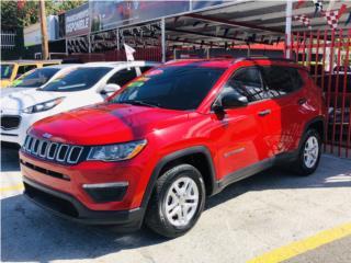 Jeep Compass garantía de fábrica , Jeep Puerto Rico