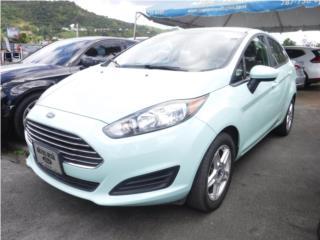 FIESTA SE COMO NUEVO!, Ford Puerto Rico