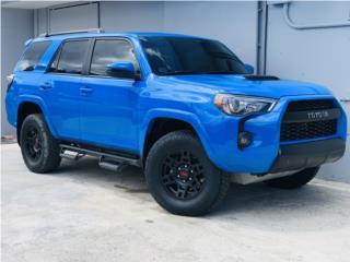 4RUNNER TRD PRO 4X4 || 17'' WHEELS || LEATHER, Toyota Puerto Rico