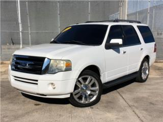 FORD EXPEDITION XLT 2010 ¡ESPECTACULAR!, Ford Puerto Rico