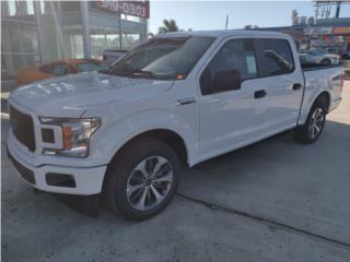 Ford F-150 2019 STX 4x2,4x4 blanco, Ford Puerto Rico