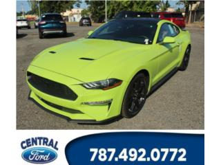 FORD MUSTANG ECOBOOST COUPE 2020, Ford Puerto Rico