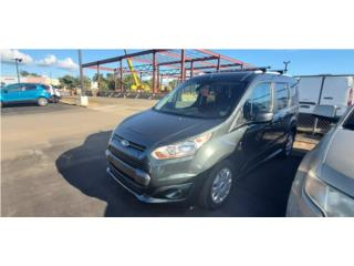 Ford transit Connect 2017, Ford Puerto Rico