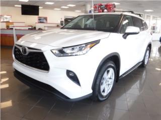 HIGHLANDER LE NUEVA! 3 FILAS DE ASIENTOS!, Toyota Puerto Rico