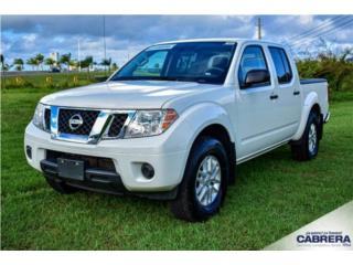 Frontier 4x4 nitida poco millaje, Nissan Puerto Rico