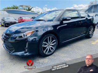 SCION tC RELEASE 9.0 2015, Scion Puerto Rico