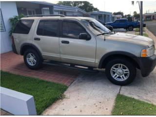 Ford Explorer 2003, Ford Puerto Rico