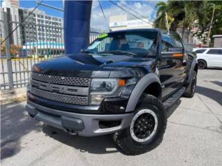 Ford - Raptor Puerto Rico