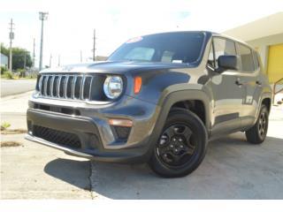 2019 Jeep Renegade Sport, T9K57730, Jeep Puerto Rico