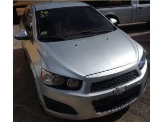 CHEVROLET SONIC 2013.. O PTO..787'234'6861, Chevrolet Puerto Rico