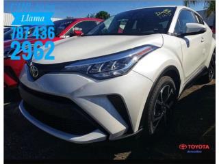 Toyota - C-HR Puerto Rico