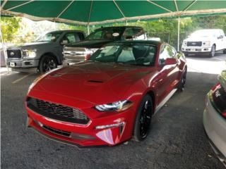 MUSTANG ECOBOOST 2020, Ford Puerto Rico