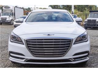 2018 GENESIS G 80 3.8L SOLO 19K MILLAS , Hyundai Puerto Rico
