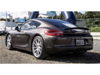2014 PORSCHE CAYMAN CPE solo $39,995, Porsche Puerto Rico
