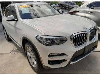 Bmw X3  2019, BMW Puerto Rico