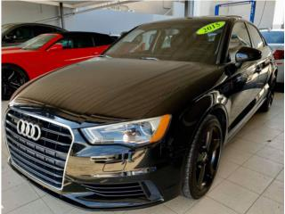 2015 AUDI A3 desde $298 mens, Audi Puerto Rico