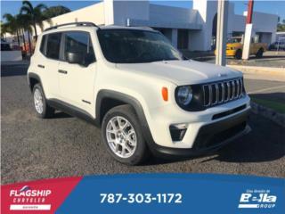 2020 Jeep Renegade Sport FWD, Jeep Puerto Rico