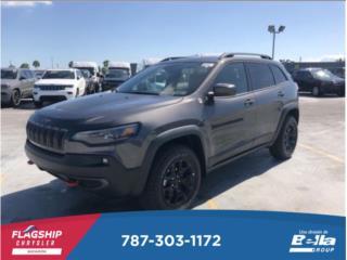 2020 Jeep Cherokee Trailhawk 4x4, Jeep Puerto Rico