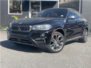 BMW X6 2015 . NAVEGACION . POCO MILLAJE, BMW Puerto Rico