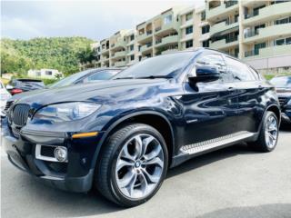 BMW X6 5.0, BMW Puerto Rico
