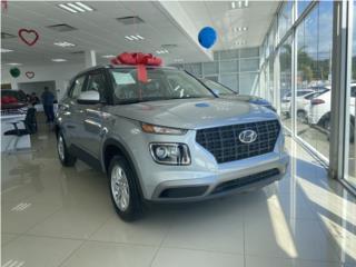 Hyundai Venue 2020 nuevo!!, Hyundai Puerto Rico