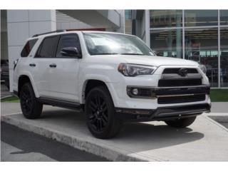 2019-TOYOTA 4RUNNER LIMITED MIDNIGHT, Toyota Puerto Rico