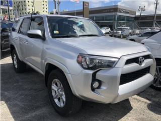 2019 TOYOTA 4 RUNNER, Toyota Puerto Rico