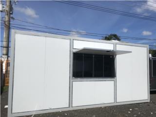 Container insulado 9x20, Trailers - Otros Puerto Rico