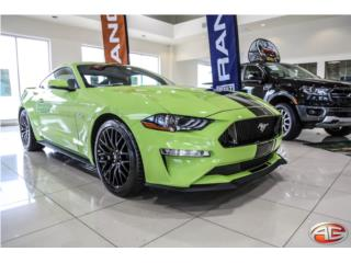 MUSTANG GT PERFORMANCE 2020, Ford Puerto Rico