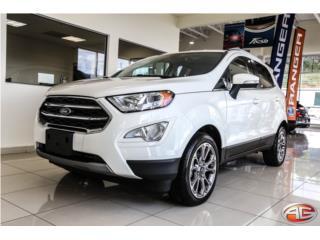ECOSPORT TITANIUM 2019, Ford Puerto Rico