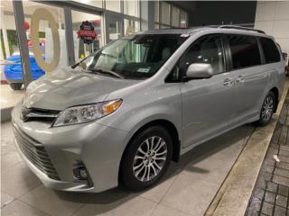 TOYOTA SIENNA XLE PREMIUM 2020, Toyota Puerto Rico