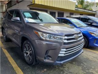 HIGHLANDER 2018 NUEVA ES TUYA, Toyota Puerto Rico