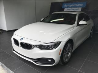 2019 BMW 430i Gran Coupe, BMW Puerto Rico