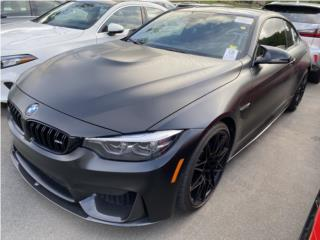 M4 Competition Packg $949, BMW Puerto Rico