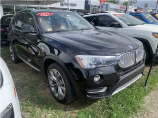 BMW X3 2017, BMW Puerto Rico