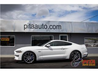 Ford Mustang GT Premium A10 , Ford Puerto Rico