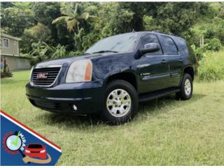 Yukon 4x4, GMC Puerto Rico